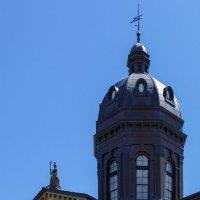 Фрагмент здания Законодательного Собрания (Нью-Брансвик, Канада) :: Юрий Поляков