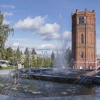 Водонапорная башня. :: Яков Реймер