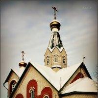 Североморский храм Веры, Надежды, Любови и матери их Софии :: Кай-8 (Ярослав) Забелин