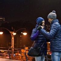 Танцуют двое! Про любовь! :: Ирина Данилова