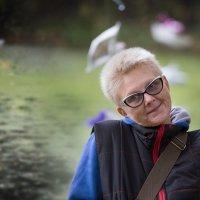 прогулки по Аптекарскому огороду :: Эльмира Суворова