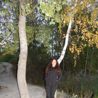 Осень у озера :: Татьяна