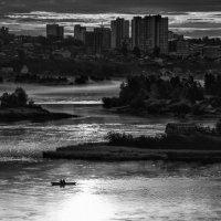 Город на Ангаре :: Алексей Белик