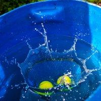 много воды мало брызгов :: Света Кондрашова