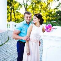 Регина и Максим :: Мария Иванова