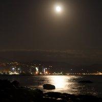 Лунный вечер :: sorovey Sol