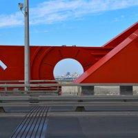 Бугринский мост. Новосибирск. :: Андрей Ягодко