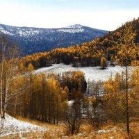 На горы взор, пусть неутомимым будет 18 :: Сергей Жуков