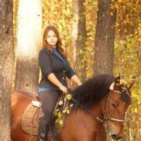 Краски осени :: Кристина Щукина