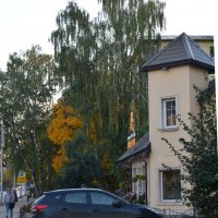 Осень на Гагаринке :: Александр Буянов