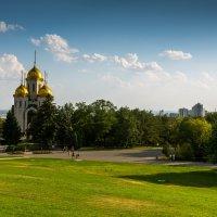 Мамаев курган :: Михаил Сандарьян
