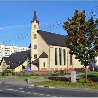 Католический костел  Иисуса Милосердного. :: Роланд Дубровский