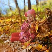 детская осень :: Алёна Горбылёва