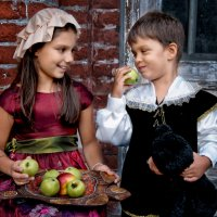 Яблочный спас :: Нина