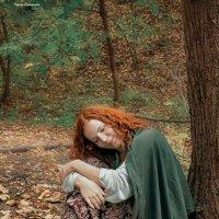 Осенний отдых. :: Сергей Гутерман