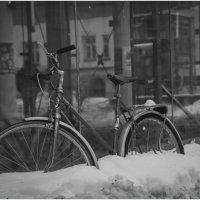 Шведская вело зима . :: Игорь Абламейко