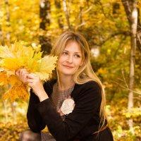 Осенние краски :: Ирина Холодная