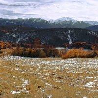 На горы взор, пусть неутомимым будет 23 :: Сергей Жуков