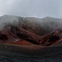 Про вулкан... :: Виктор Льготин