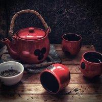 Чай и турецкие огурцы :: AlisaNikolenko
