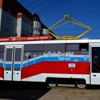 Омскому трамваю - 80 лет :: Savayr