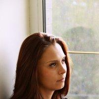 на окне :: Tiana Ros