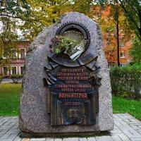 Был когда-то завод... :: Vladimir Semenchukov