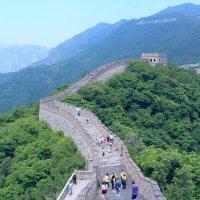 Китай, Стена :: Сергей Смоляр