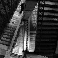 На лестнице :: Ирина Бруй