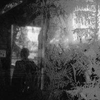 Письма на стекле :: Ирина Бруй