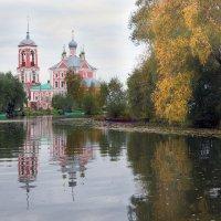 Переславль-Залесский. Церковь Сорока мучеников Севастийских. :: Сергей Яснов