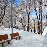 Первый снег-2 :: 7zan0z