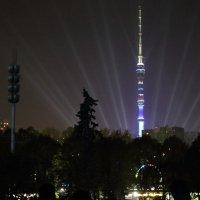 телебашня,взгляд ночью :: Олег Лукьянов