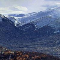 На горы взор, пусть неутомимым будет 27 :: Сергей Жуков