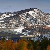 На горы взор, пусть неутомимым будет 28 :: Сергей Жуков