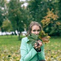 Осенний парк :: Андрей