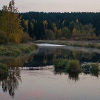 Спокойная вечерняя осень :: Алексей Обухов