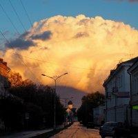 На закате :: Софья Борисова