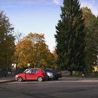 Осенний день :: Aнна Зарубина