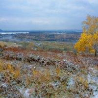 Выпал первый снег :: Анатолий Иргл