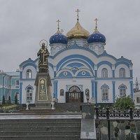 Задонский монастырь 1 :: Яков Реймер