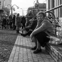 В ожидании транстпорта :: Saloed Sidorov-Kassil
