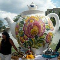Заварные чайнички! :: Надежда