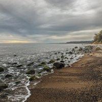 Вечерний берег Балтики :: Владимир Самсонов
