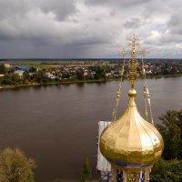 Храм Рождества Пресвятой Богородицы. :: Николай Т