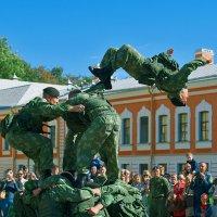 День Российской гвардии 7 :: Цветков Виктор Васильевич