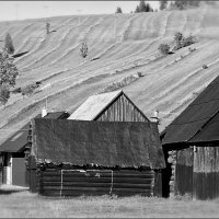 в конце деревни :: Jiří Valiska