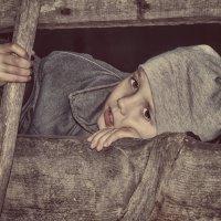Детство :: Ирина Демидова