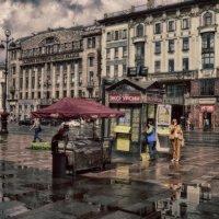 Дождливый день в Питере. :: Лара ***