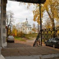 Успенская церковь 18 век. :: petyxov петухов